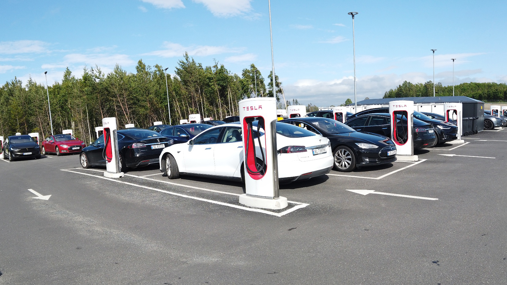 Supercharger Oslo