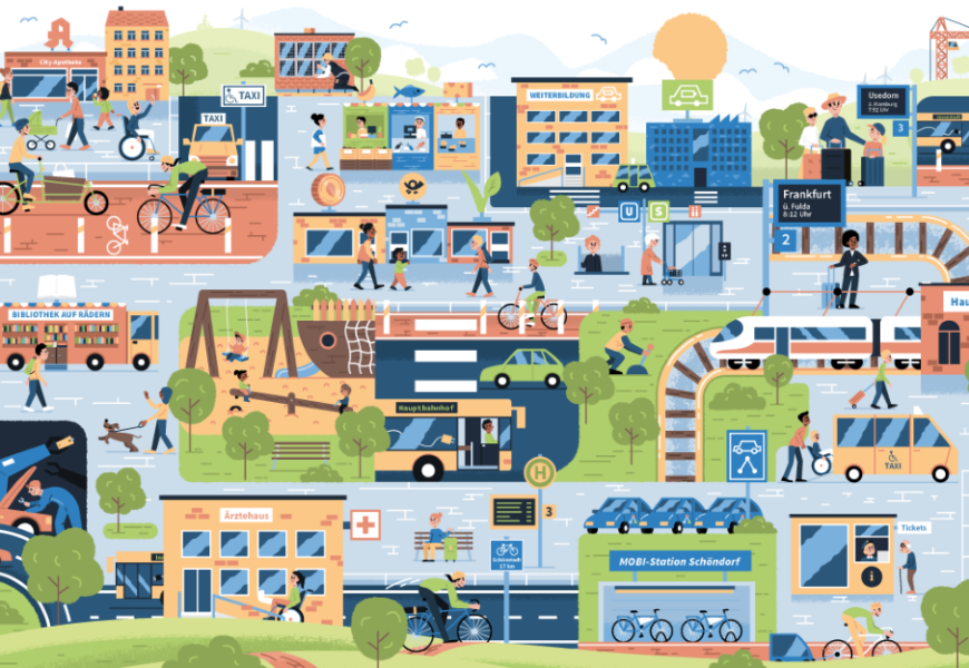 Breites Bündnis fordert sozial- und klimaverträgliche Mobilitätswende