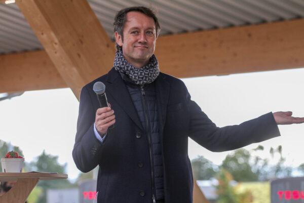 Roland Schüren zu Gast beim T&Etalk