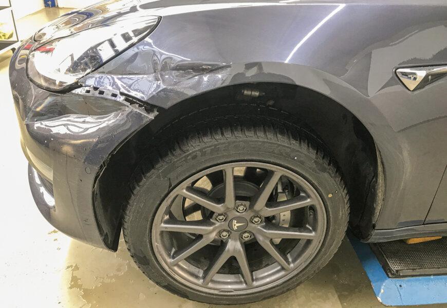 """""""Oh, eine Reparatur am Tesla? Das wird teuer!"""""""