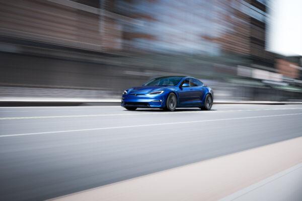 Bald Auslieferungen des Model S Facelift?