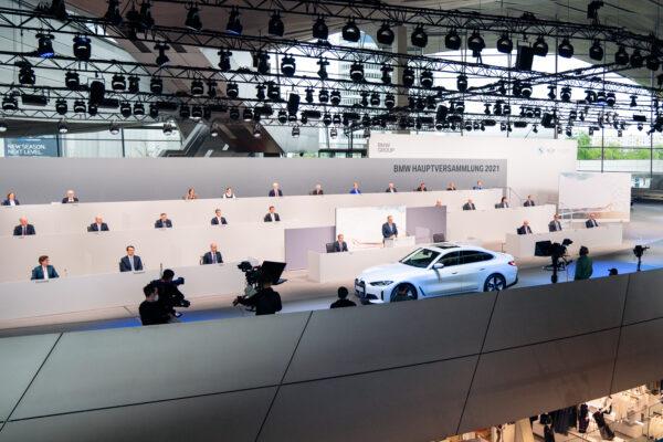 1 Milliarde Euro Dividende für BMW-Aktionäre – und das trotz staatlicher Beihilfen