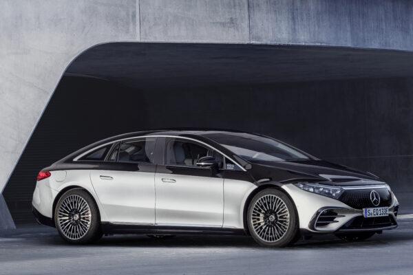 Mercedes EQS im Test