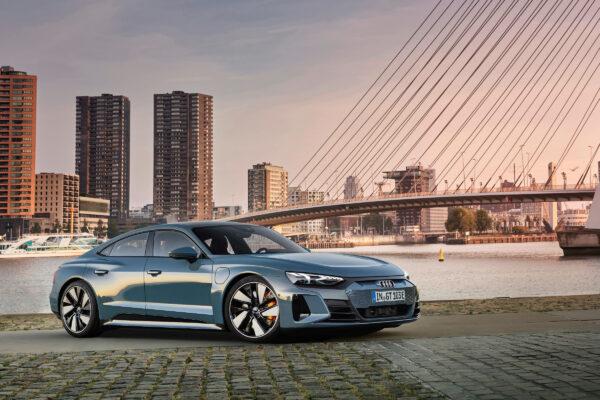 Audi e-tron GT im Test