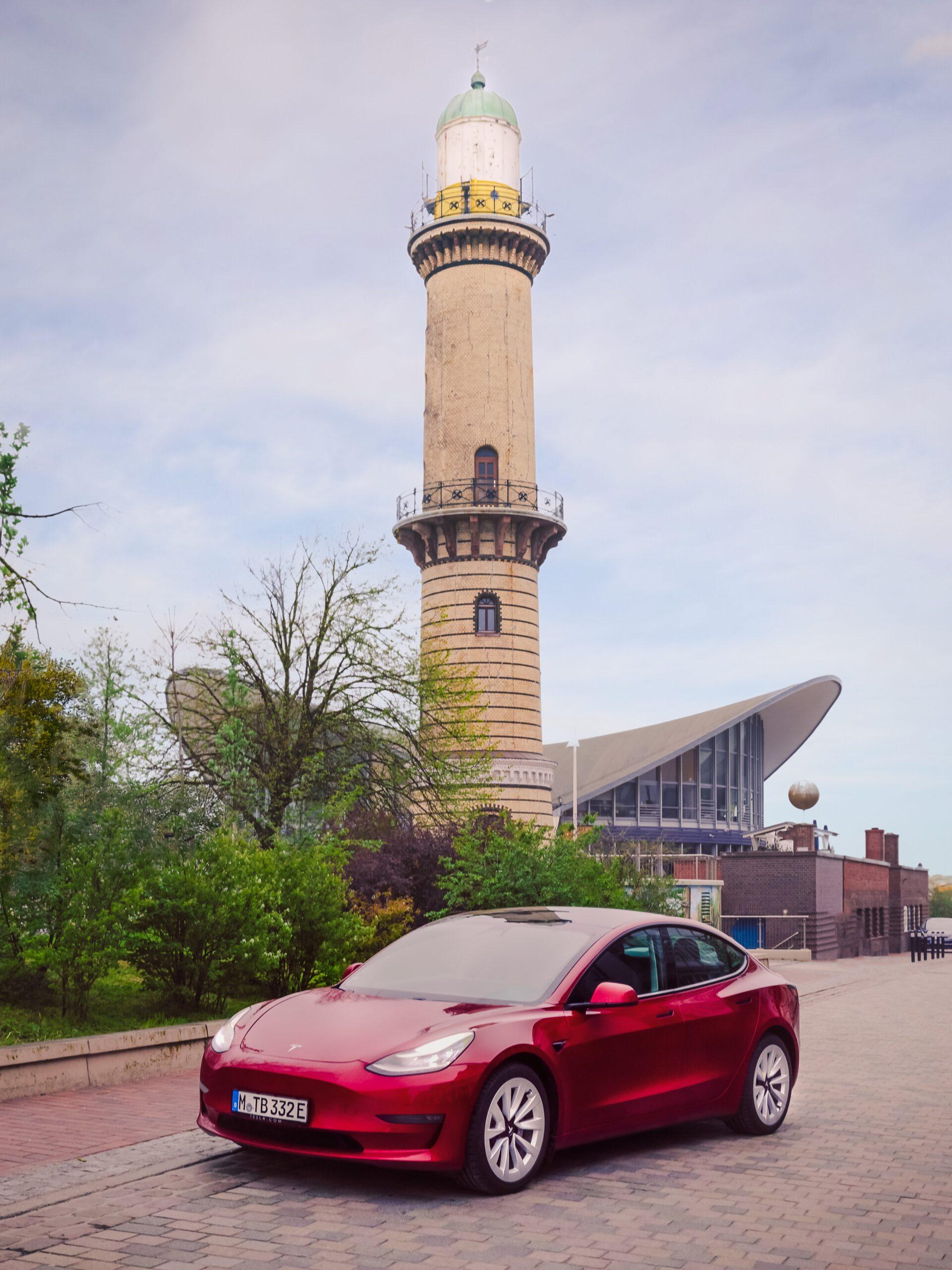 Model 3 in Rostock