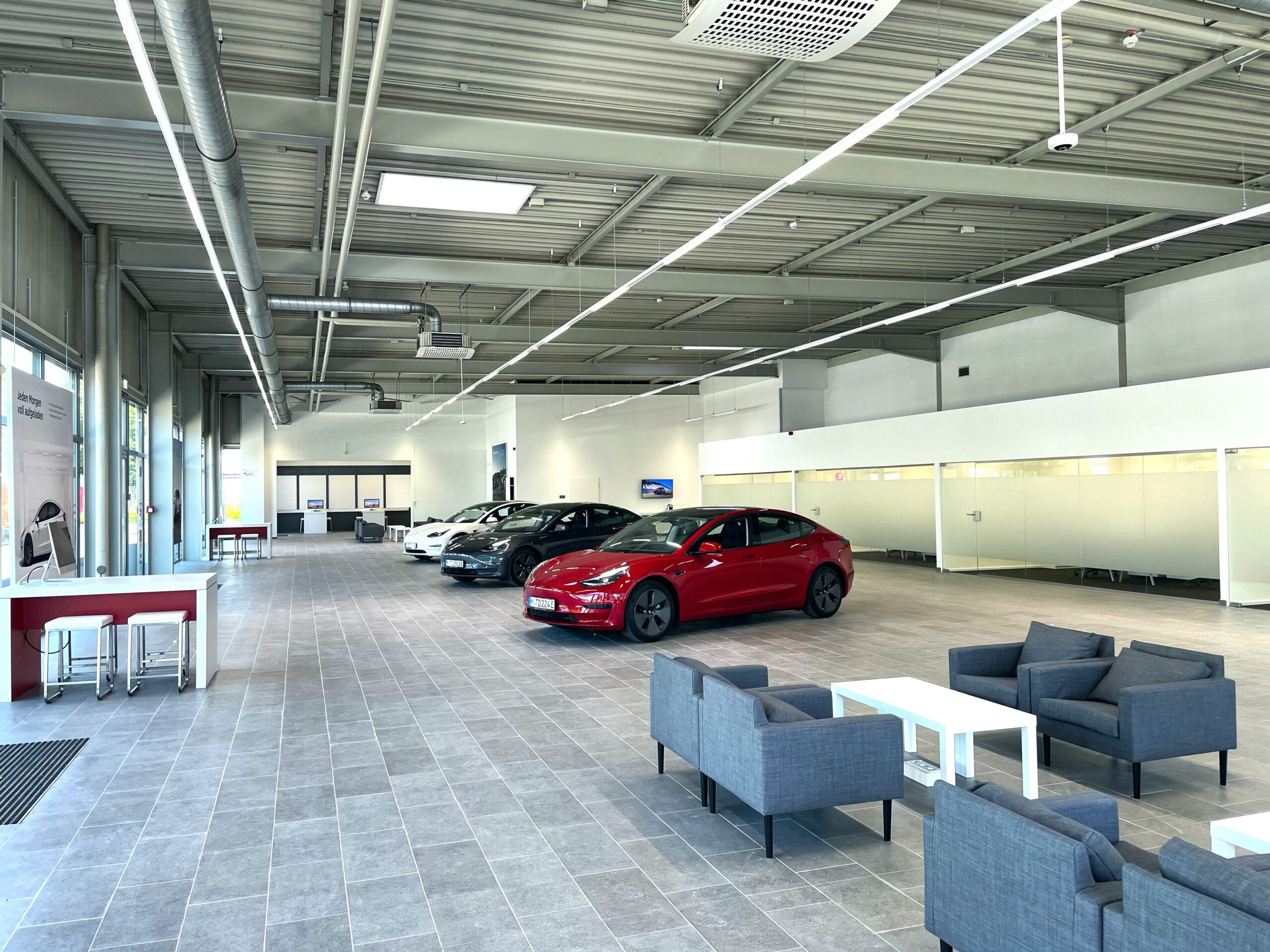 Tesla Center Duisburg