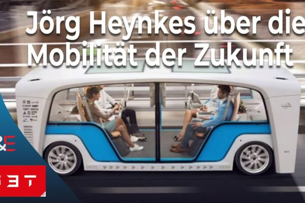 Jörg Heynkes: Mobilität der Zukunft