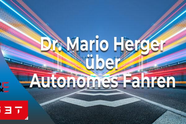 Dr. Mario Herger über Robotaxis und angebliche Tesla-Unfälle