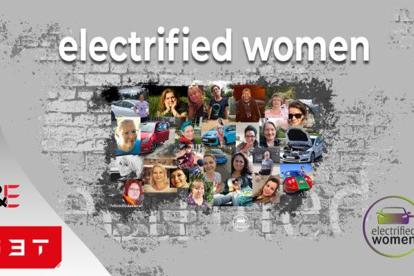 Der unausgestrahlte Beitrag der Electrified Women zum M3T