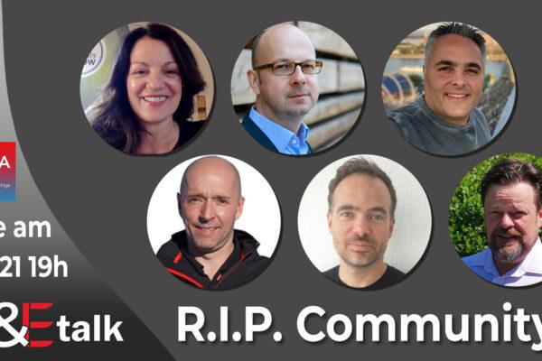 R.I.P. E-Mobilitäts-Community?