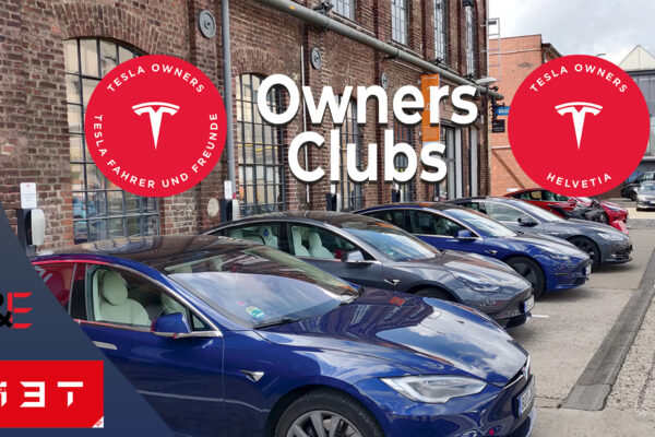Tesla Owners Clubs TFF & TOCH beim M3T