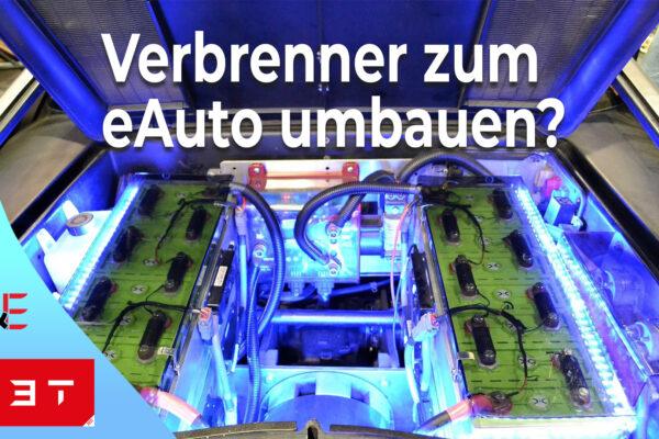 Verbrenner zum E-Fahrzeug umbauen?