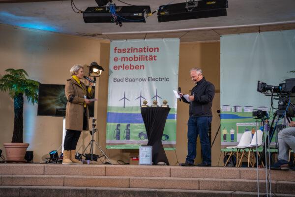 Brandenburg Electric mit Verleihung der Ladeport Awards am 29. August