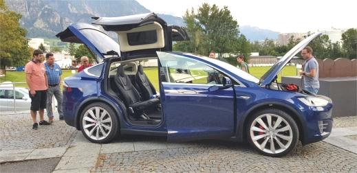 Tage der Elektromobilität in der Schweiz vom 7. August bis 25. September
