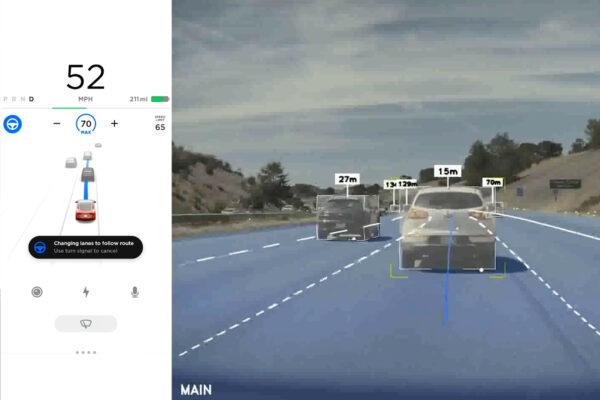 Tesla Full Self Driving jetzt als Monatsabo