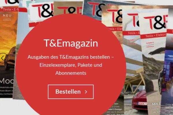 4 Wege zum T&Emagazin