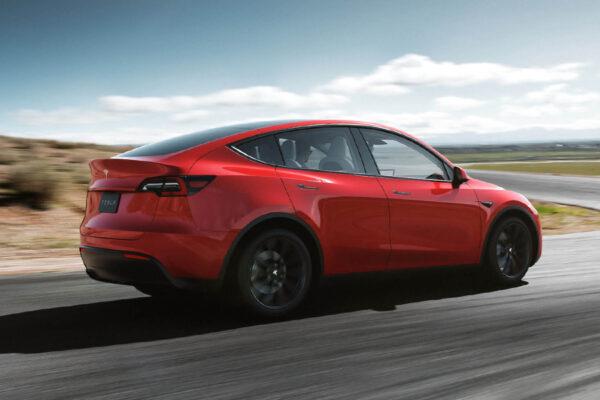 Tesla Model Y werden ab Samstag in Deutschland präsentiert