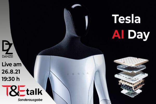 Sonderausgabe T&Etalk: Tesla AI Day