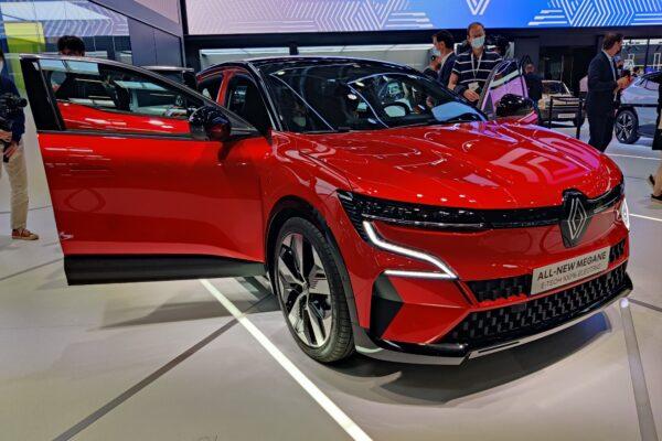 Elektromobilität auf der IAA