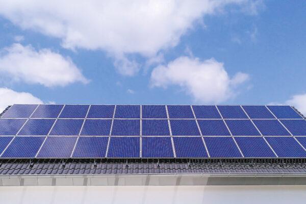 Sonne tanken mit PV-Überschussladen