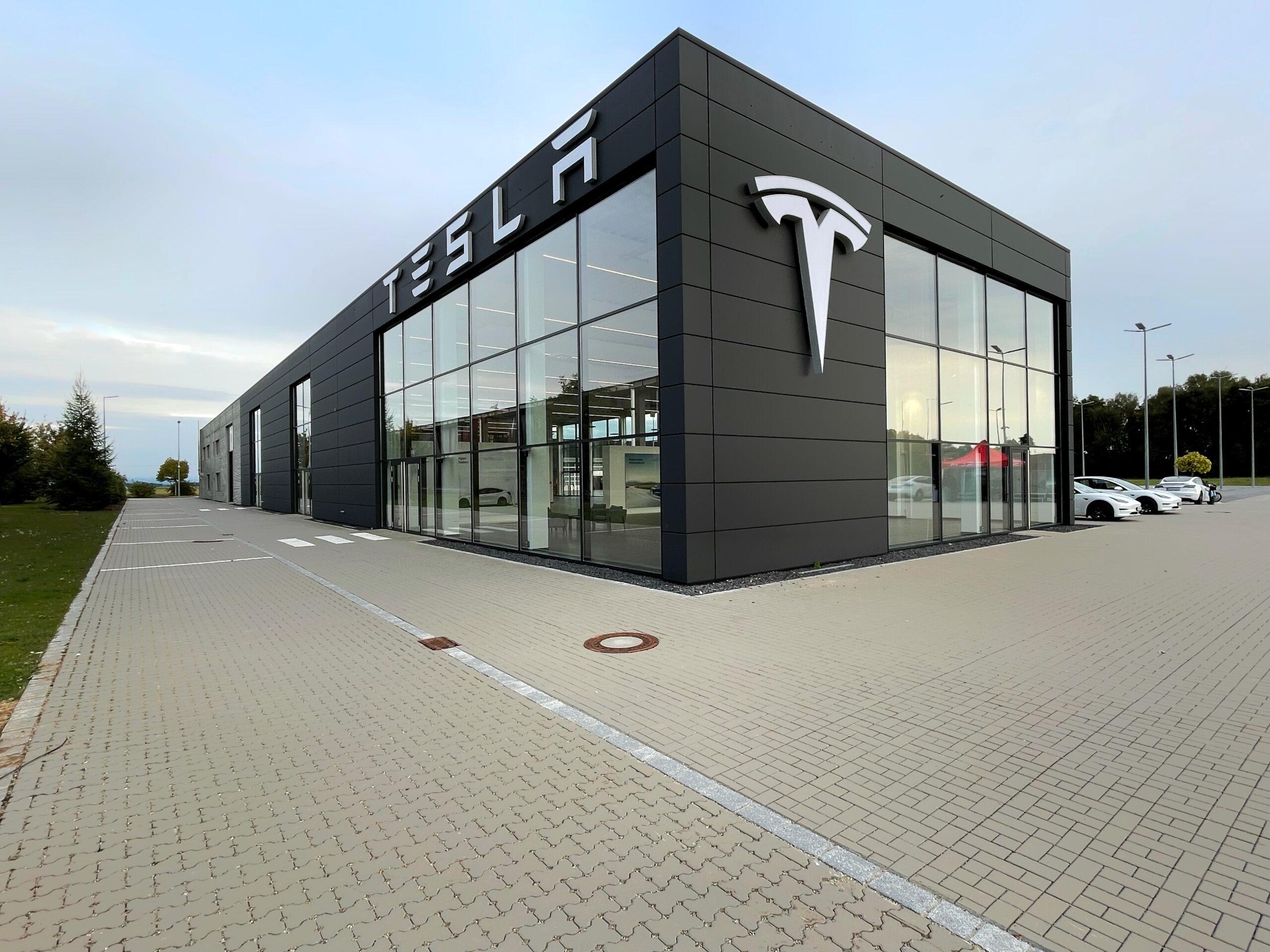 Tesla Regensburg