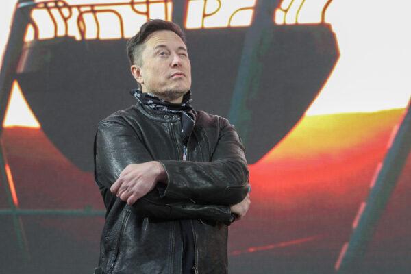 Elon Musks Auftritt beim Gigafactory Berlin-Brandenburg County Fair